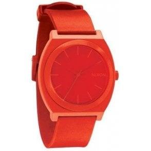 Time Teller - Red