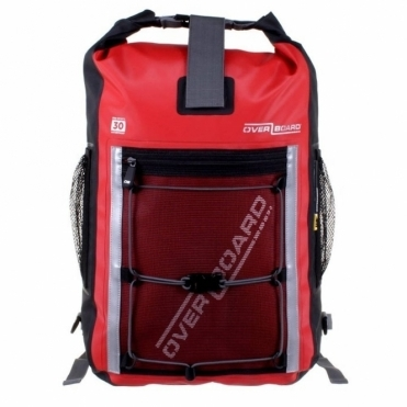 Overboard Prosport Backpack 30L - Red