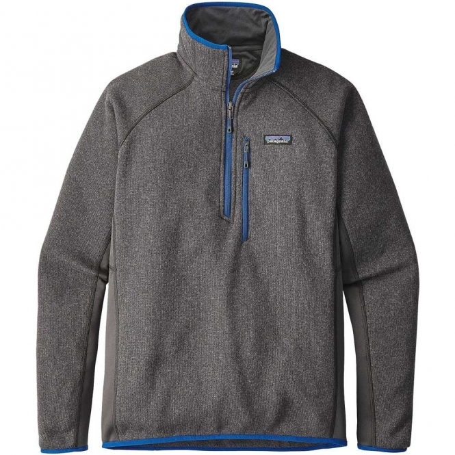Patagonia Men's Performance Better Sweater™ 1/4 Zip