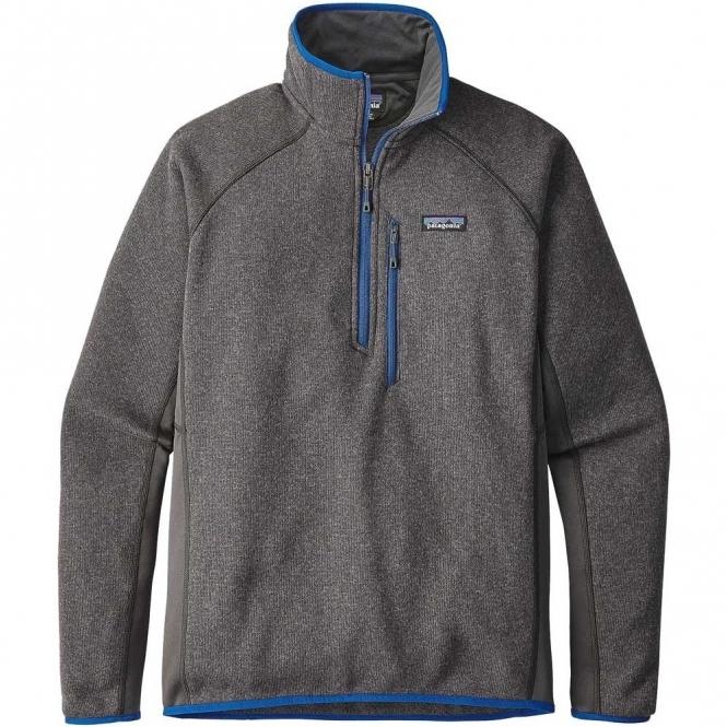 Patagonia Men's Performance Better Sweater™ 1/4 Zip