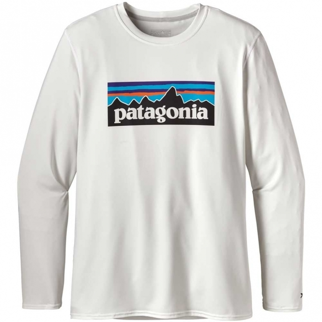 Patagonia Men's R0® Long-Sleeved Sun Tee