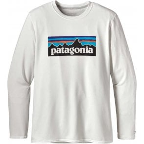 Patagonia Men's R0  Long-Sleeved Sun Tee