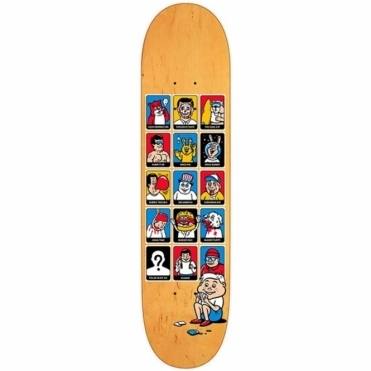 Collector Deck 8.75""