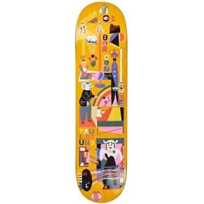 Polar Paul Grund Frequency Deck - 8.0""