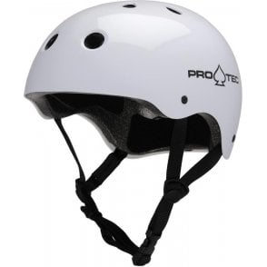 Classic Helmet - Gloss White