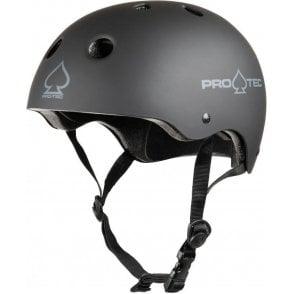 Pro-tec Classic Helmet - Matt Black