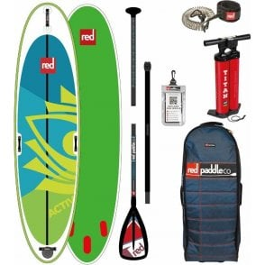 """Red Paddle Co Activ 10'8"""" (Yoga) 2018 Stand Up Paddle Board"""