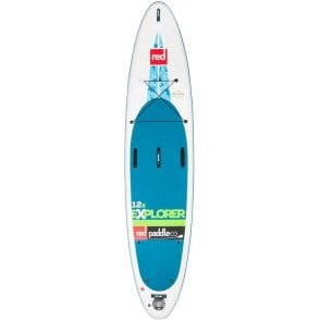 "Red Paddle Co Explorer 12'6"" 2017 Stand Up Paddle Board"