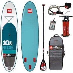 "Ride 10'6"" 2016 SUP Alloy Package"