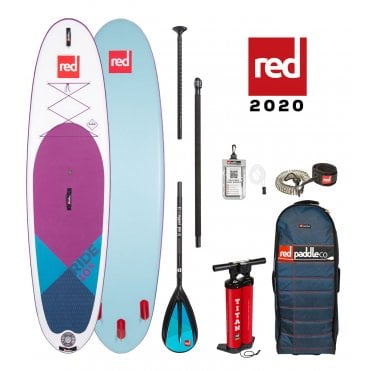 "Red Paddle Co Ride 10'6"" 2020 Stand Up Paddle Board"