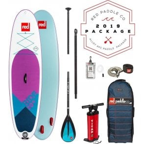 "Red Paddle Co Ride 10'6"" SE 2019 Stand Up Paddle Board"