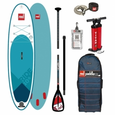 "Red Paddle Co Ride 10'8"" 2018 Stand Up Paddle Board"
