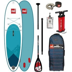 "Red Paddle Co Ride 9'8"" 2018 Stand Up Paddle Board"