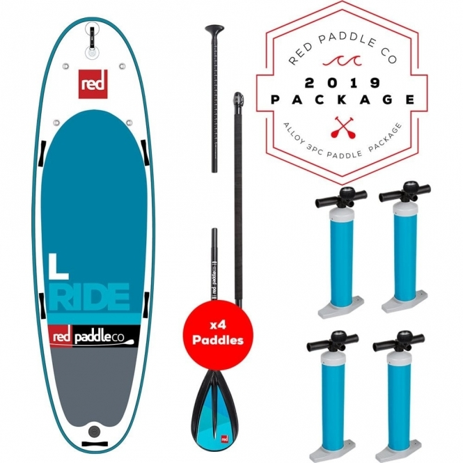 "Red Paddle Co Ride L 14'0"" 2019 Stand Up Paddle Board"
