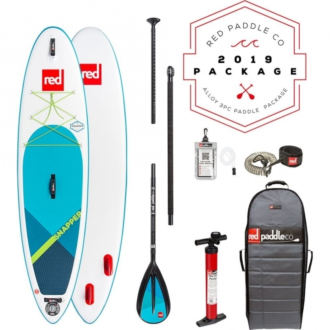 "Red Paddle Co Snapper 9'4"" 2019 Stand Up Paddle Board"