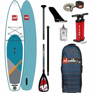 "Red Paddle Co Sport 11'0"" 2018 Stand Up Paddle Board"