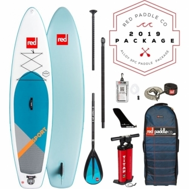 "Red Paddle Co Sport 11'3"" 2019 Stand Up Paddle Board"
