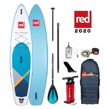 "Red Paddle Co Sport 11'3"" 2020 Stand Up Paddle Board"