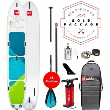 "Red Paddle Co Tandem 15'0"" 2019 Stand Up Paddle Board"