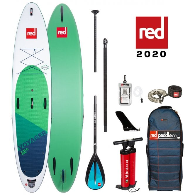 "Red Paddle Co Voyager 12'6"" 2020 Stand Up Paddle Board"