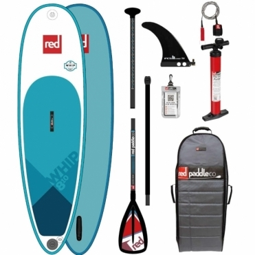 "Red Paddle Co Whip 8'10"" 2018 Stand Up Paddle Board"