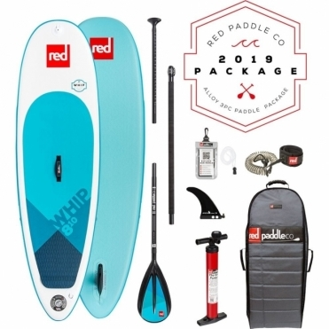 "Red Paddle Co Whip 8'10"" 2019 Stand Up Paddle Board"