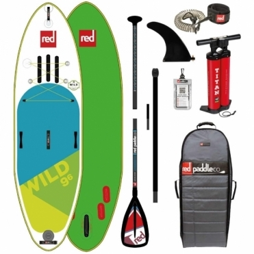 "Red Paddle Co Wild 9'6"" 2018 Stand Up Paddle Board"