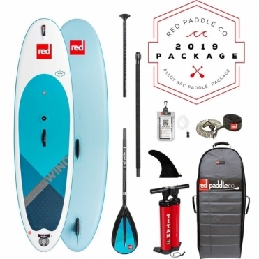 "Red Paddle Co Wind 10'7"" 2019 Stand Up Paddle Board"