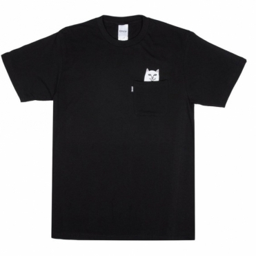 Rip N Dip Lord Nermal Pocket Tee - Black