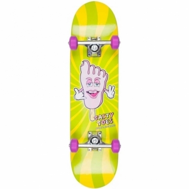 "Complete Skateboard Mini Popsicle Tasty 7.5"""