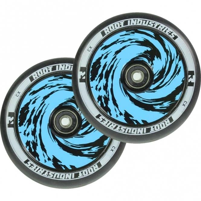 Root Industries Air Wheels - 110mm Black / Arctic (PAIR)