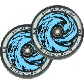 Root Industries Air Wheels - 110mm Black / Arctic (PAIR)