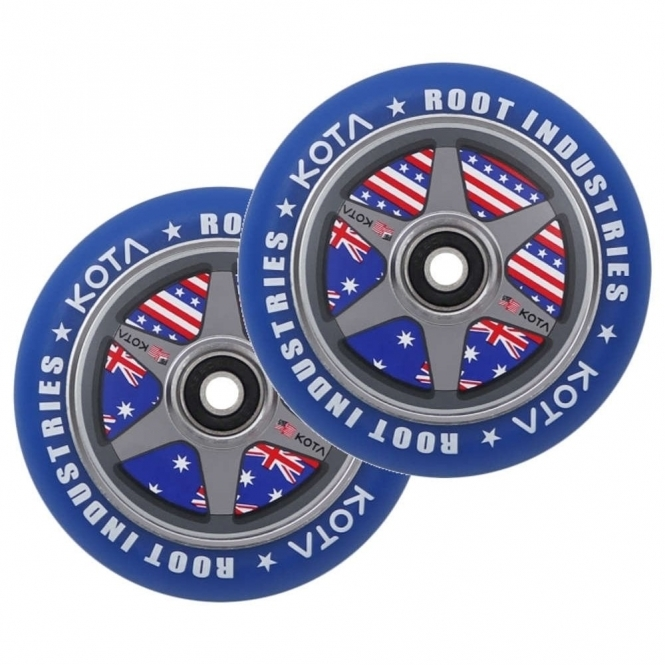 Root Industries Air Wheels - 110mm Kota Limited Edition (PAIR)