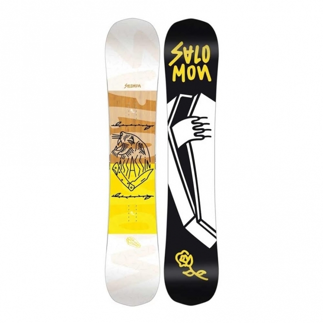 Salomon Assassin Snowboard 158