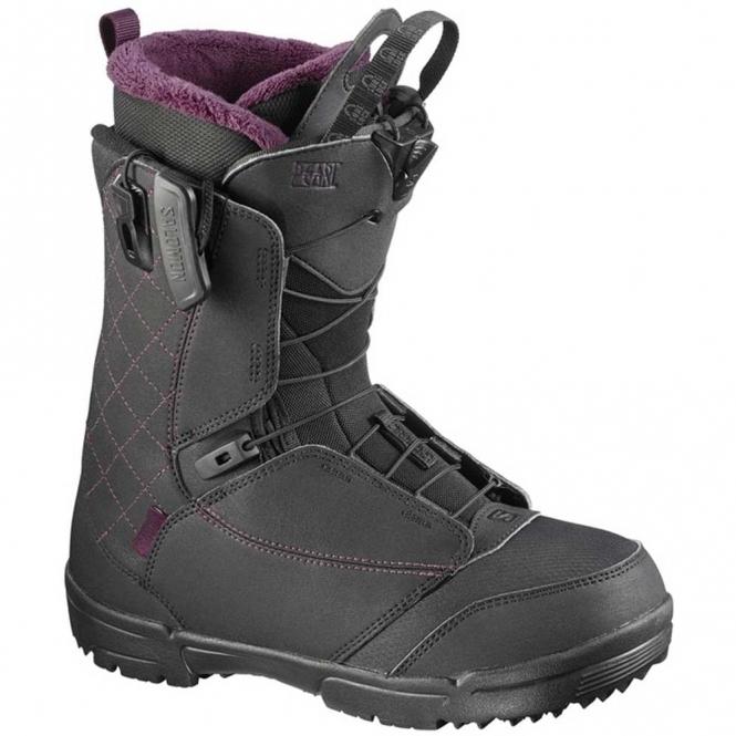 Salomon Pearl Snowboard Boots 2017