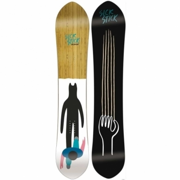 Sickstick Snowboard 156