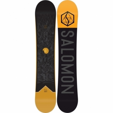 Salomon Sight Snowboard 156