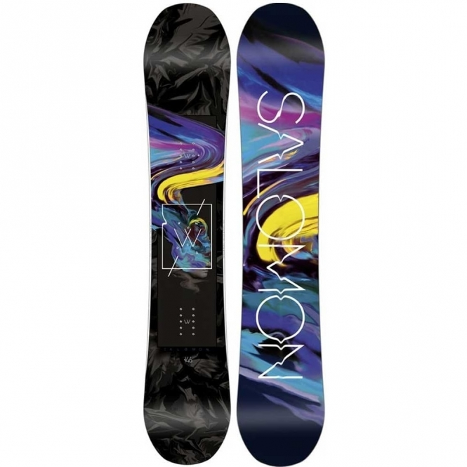 Salomon Wonder Snowboard 146