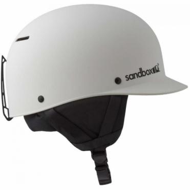 Classic 2.0 Snowboard Helmet - White