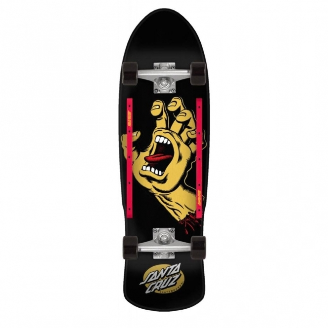 Santa Cruz Complete 80's Screaming Hand Cruzer