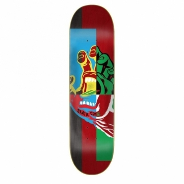 Santa Cruz Handblocker Deck 8.375""