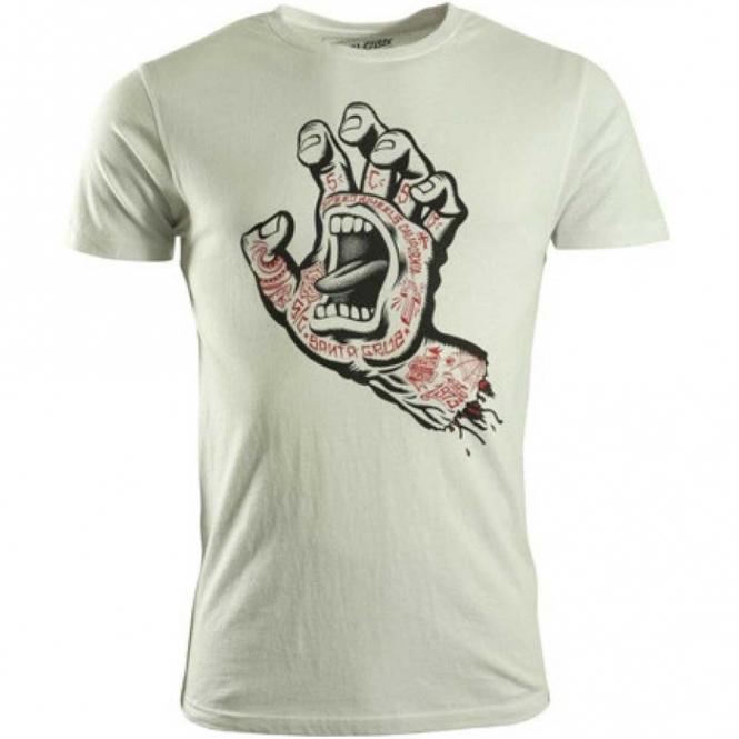 Santa Cruz Inked Hand T Shirt