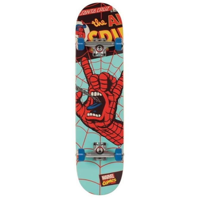 Santa Cruz X Marvel Complete Spiderman Hand - 7.8""
