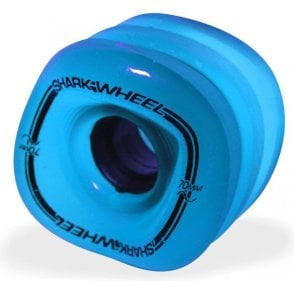 Sidewinder Formula 70mm Longboard Wheel - Blue