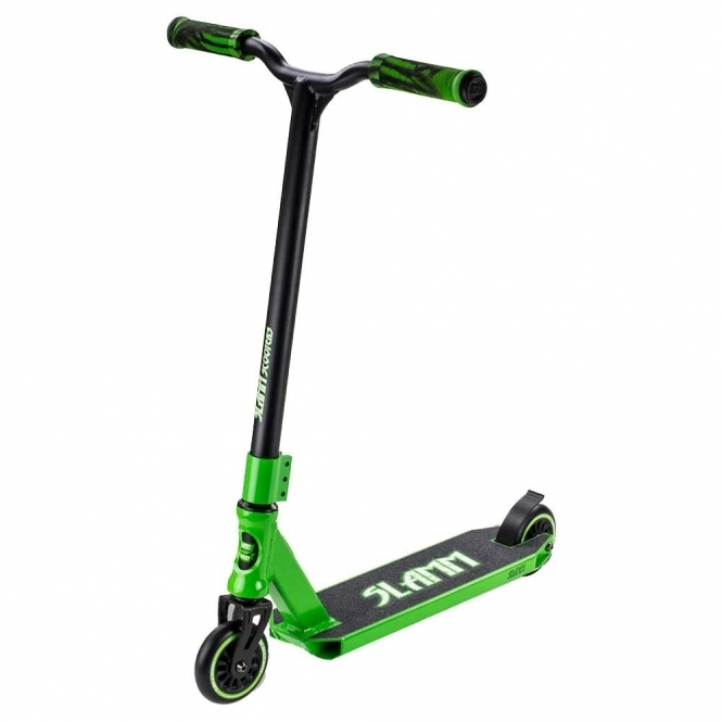 Slamm Tantrum VI Stunt Scooter - Green