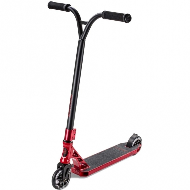 Slamm Urban VII Stunt Scooter - Red