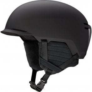 Smith Scout Helmet - Matte Black