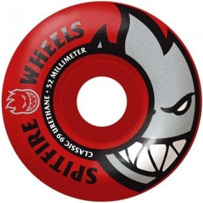 Spitfire Bighead Classic Mashup Skateboard Wheels 54mm