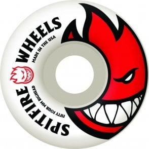 Spitfire Bighead Skateboard Wheels 52mm