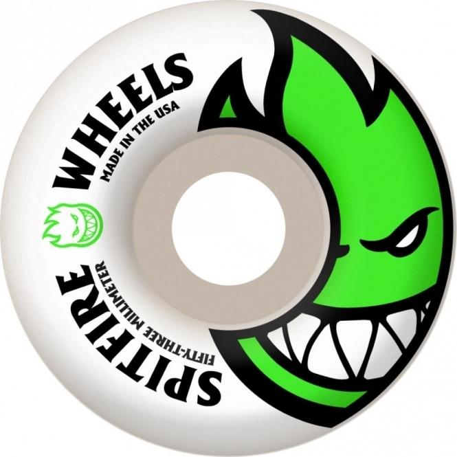 Spitfire Bighead Skateboard Wheels 53mm